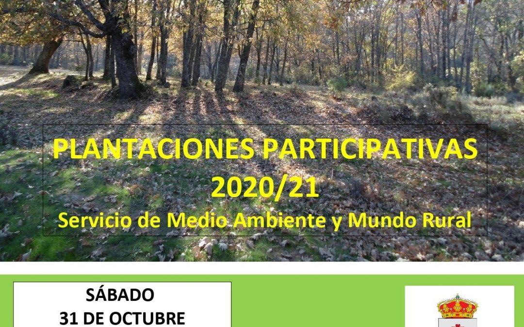 PLANTACIONES PARTICIPATIVAS CON EL VIVERO TAXUS